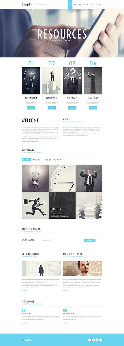 Best Html5 Bootstrap Website Templates Entheos Interactive Html5 Website Templates