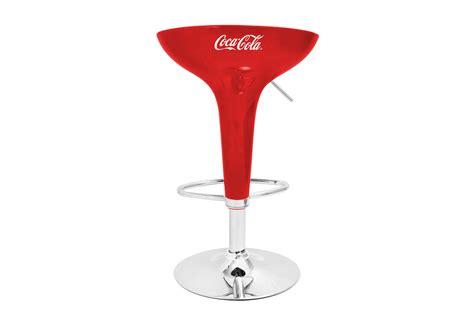 Coca Cola Bar Stool by Coca Cola 174 Scooper Bar Stool By Lumisource Fdrop 161229