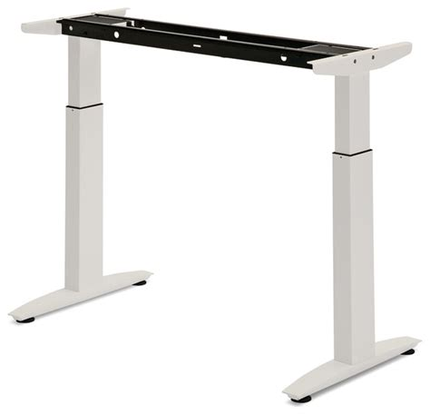 Electric Adjustable Desk Legs by Electric Adjustable Table Legs Tlel3 Los Angeles By Doug Mockett Company