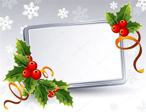 Cornice Natalizia Photoshop by Cornice Natale Vettoriali Stock 169 Jut 13 4070824