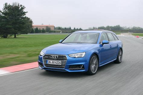 Neue Audi A4 Avant by Neuer Audi A4 Avant Erster Test Autobild De