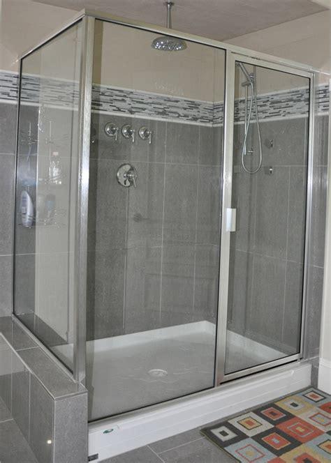 Glass Shower Door Frame Shower Doors Cooks Glass Work
