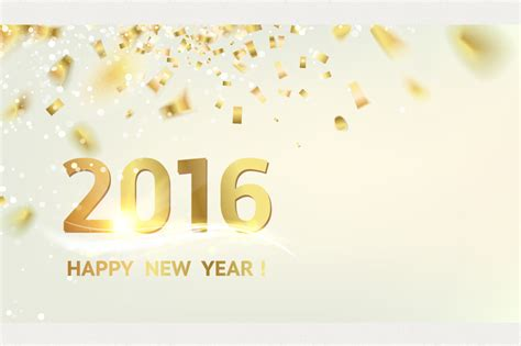 Happy New Year Card Templates Free by Happy New Year Card Invitation Templates On Creative Market