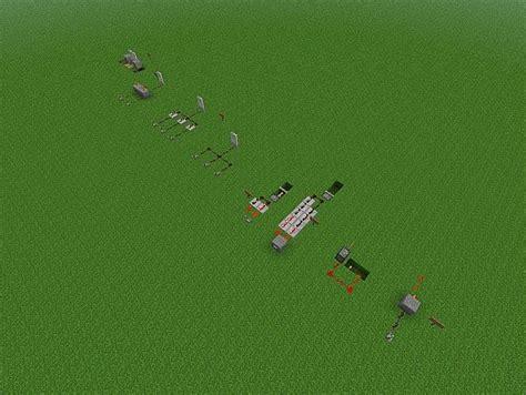 100 Ps Motorrad Anfänger by Redstone Schaltungen Minecraft Project