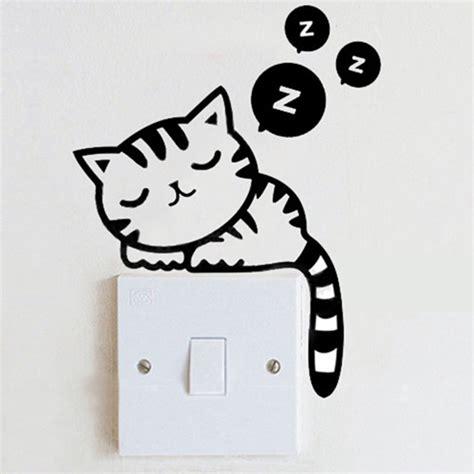 jual switch sticker stiker dinding untuk saklar lu