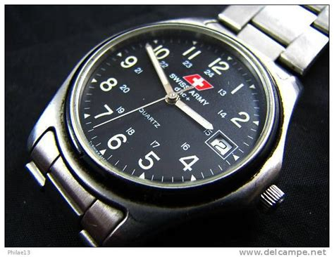 Swiss Army Dhc A swiss army dhc collection montre div0033 delce net