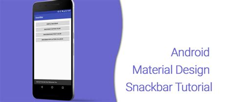 download material design tutorial for android appszoom android material design snackbar tutorial android