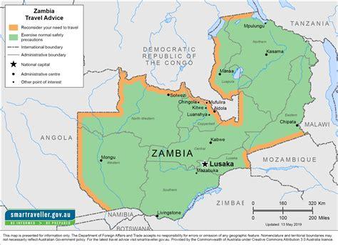 zambia travel advice safety smartraveller