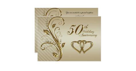 Zazzle Wedding Anniversary Cards by 50th Wedding Anniversary Rsvp Card Zazzle