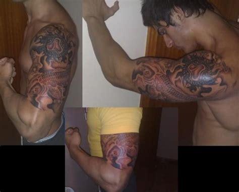 imagenes de tatuajes de zyzz tudo sobre zyzz tatuagens do zyzz