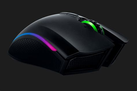 Mouse Razer Black Mamba best wireless mouse for gaming razer mamba