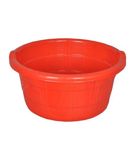 Plastic Bathtub Price by Plast Plastic Sumo Tub Buy Plast
