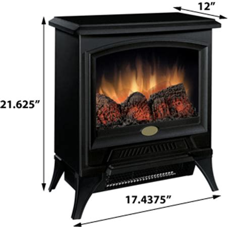 dimplex small electralog stove fireplace cs1205 wesellit