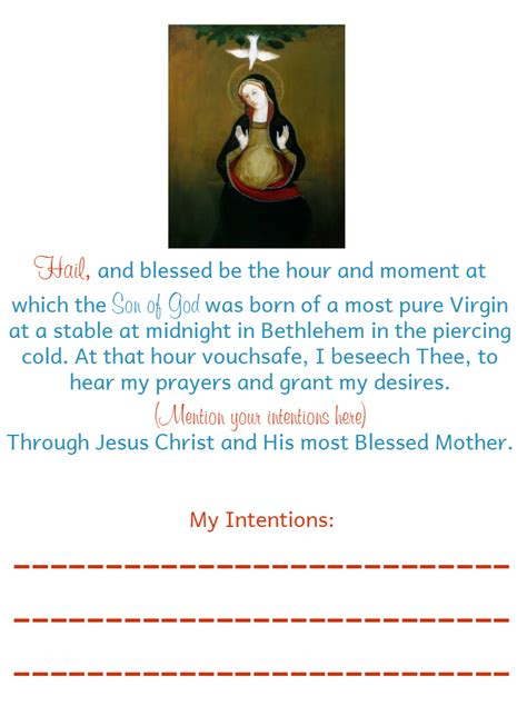printable christmas novena st andrew christmas novena the littlest way