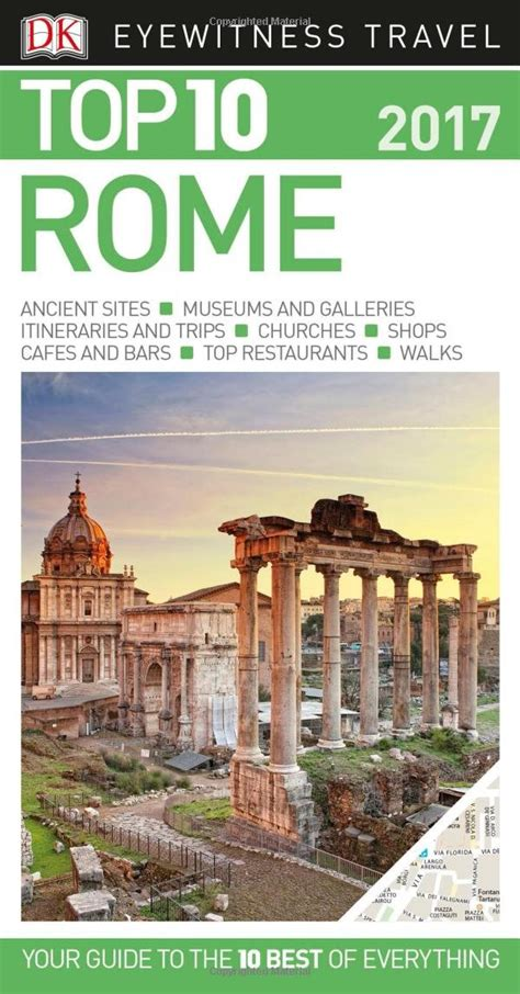 top 10 rome eyewitness top 10 travel guide books top 10 rome dk eyewitness