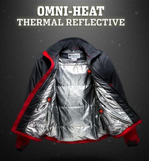 thermal comfort omni heat columbia does omni heat work