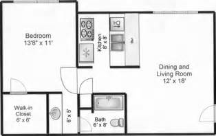 Floor Plans Seville Apartments Odessa Texas 500 Square Foot Apartment Plans