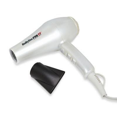 bed bath and beyond hair dryer buy babyliss pro tt 174 tourmaline titanium 5000 dryer from