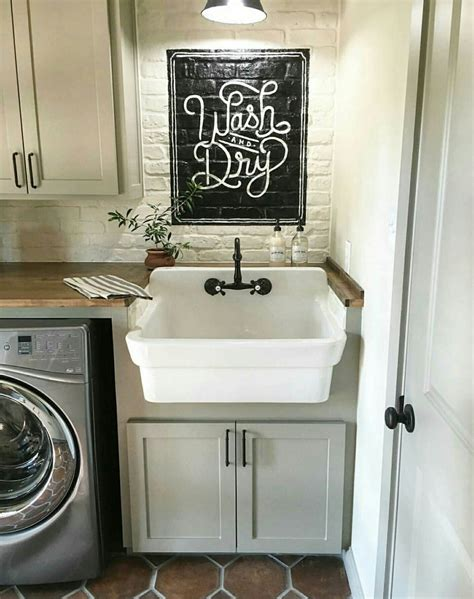 laundry room sink ideas 25 best vintage laundry room decor ideas and designs for 2017