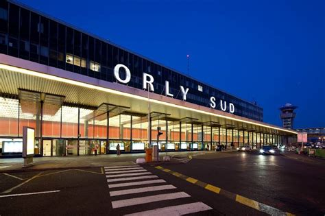 Building Cost by Paris Orly Airport Set For 450m Euro Revamp Report
