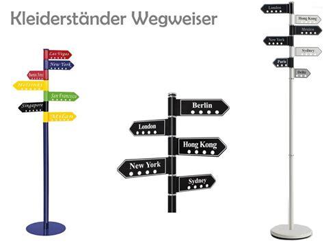 garderobenständer modernes design kleiderst 228 nder wegweiser bestseller shop f 252 r m 246 bel und