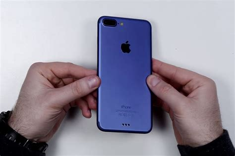 Limited Edition Iphone 7 Silicone Cocoa iphone 7 plus blue unboxing hypebeast