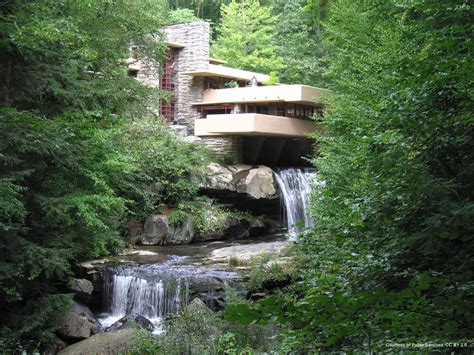 water falling lloyd frank i biography