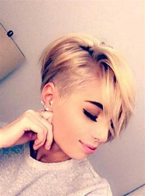 how to grow short hair with shaved sides 15 must see straight hairstyles for short hair crazyforus