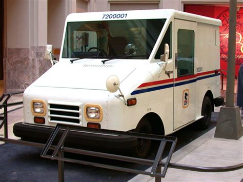 history of united states postal vehicles the grumman llv the little mail truck that could