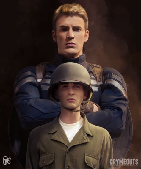 Kaos Captain America 1 captain america 1 by crymeouts on deviantart