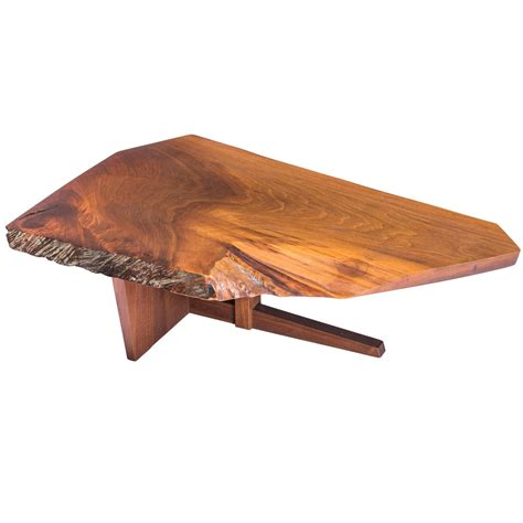 george nakashima coffee table george nakashima minguren ii coffee table 1968 for sale