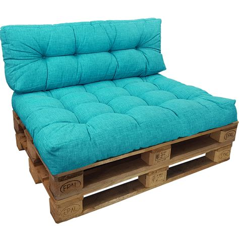 sofa kaufen deutschland pallet cushions turquoise seat pad back cushions palette