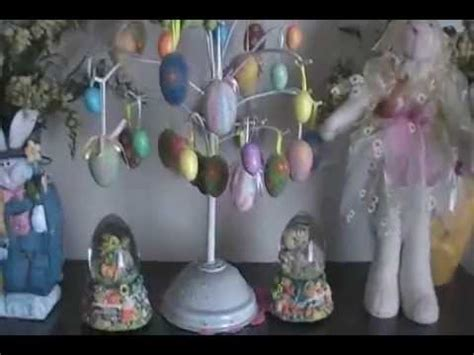 homemade easter decorations for the home easy cheap diy easter decorations youtube