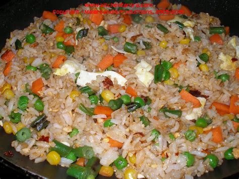 thai fried rice recipe dishmaps