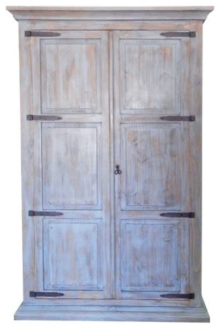 Grey Wardrobe Armoire Grey Armoire With Hideaway Bed Wardrobes And