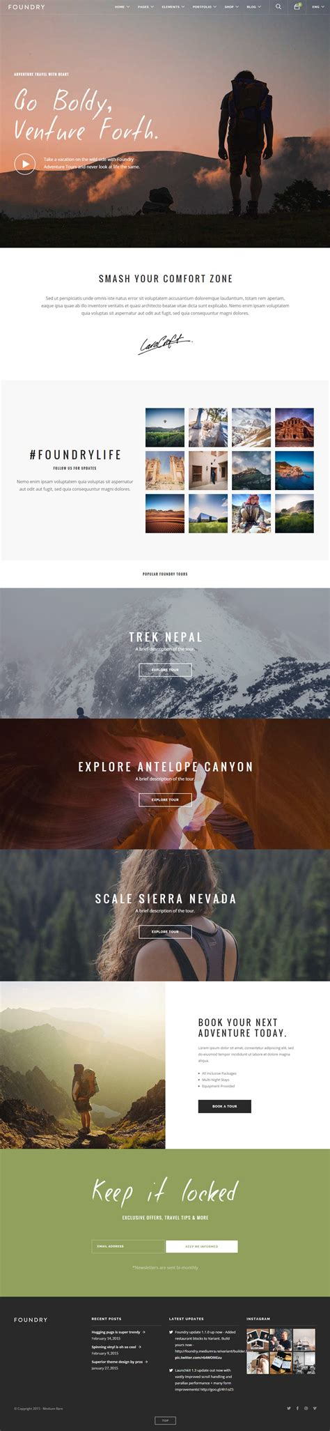 25 best travel html5 templates 2017 responsive miracle