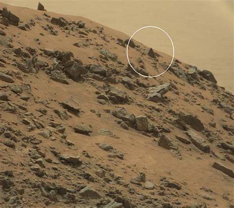 imagenes reales de marte el rover curiosity de la nasa fotograf 237 a una gran pir 225 mide