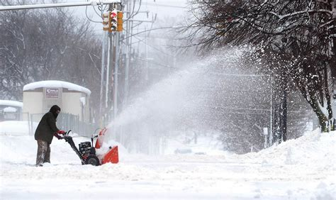 Erie County Pa Records Brings Record Snow To Erie Pennsylvania Nbc News
