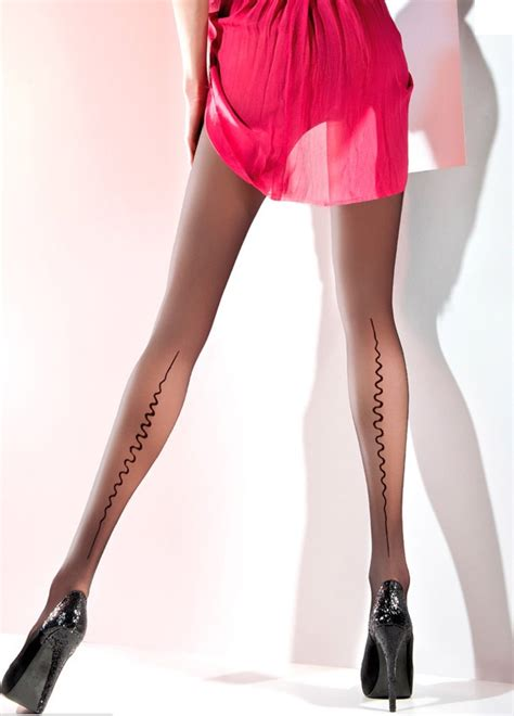 7 Pretty Patterned Tights And by Zafira Patterned Tights High Quality Sheer Tights With A