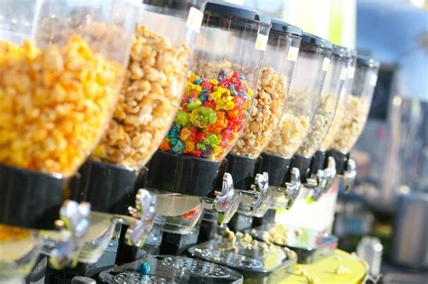 room of popcorn cornucopia rethinks popcorn with and delicious flavors