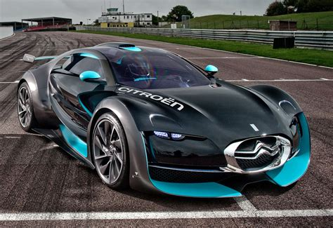 citroen supercar 2010 citroen survolt concept specifications photo
