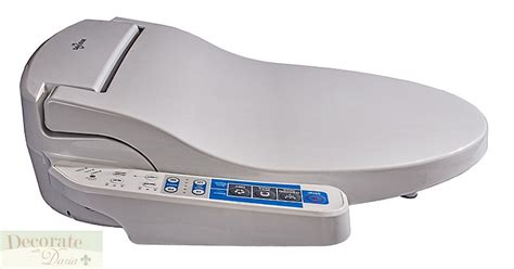 bidet panel galaxy 4000 bidet elongated electronic toilet seat panel