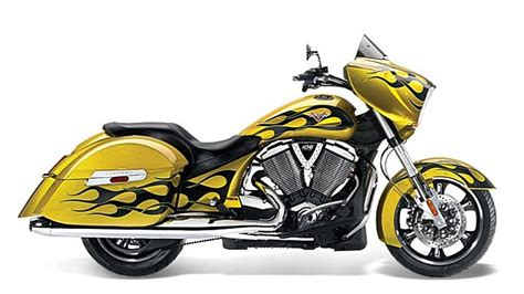 in color line up 2014 victory cross country new color line up autoevolution