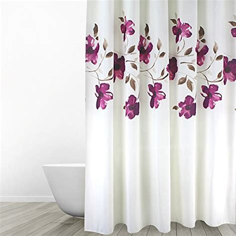 72 by 78 shower curtain eforgift 72 inch by 78 inch floral shower curtain fabric