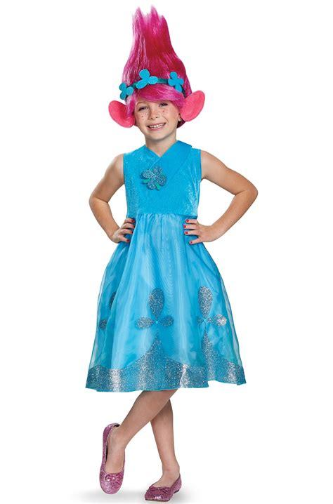 poppy deluxe child costume purecostumescom
