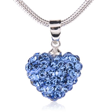 fashion pendant jewelry silver plated