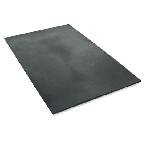 power heavy rubber mat 71 7 quot x 47 6 quot x 0 6 quot