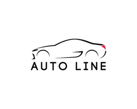 T Shaped Auto Logo by Auto Line Designed By Mds Brandcrowd