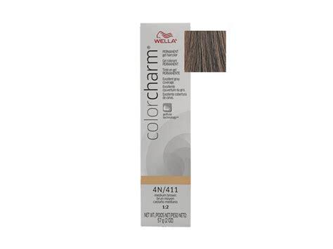 wella color charm reviews wella color charm permanent gel hair color medium brown
