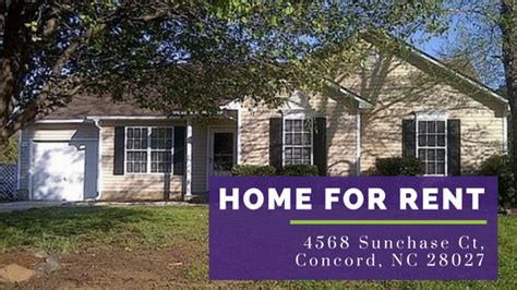 Houses For Rent Concord Nc by Homes For Rent In Concord Nc Check Out This Home For